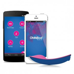 blueMotion App Controlled Massager