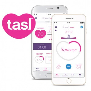 Lovelife Krush app connected bluetooth kegel4