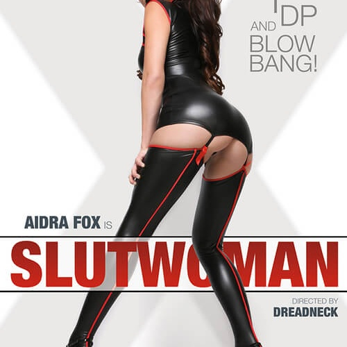 Aidra Fox is slutwoman