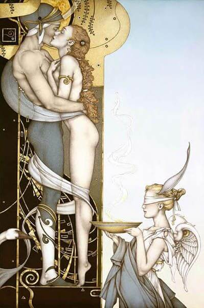 Michael Parkes - The Secret