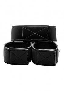 Ouch Reversible Collar and Wrist cuffs2
