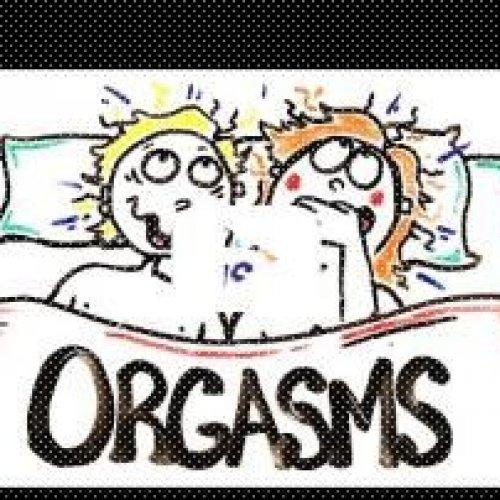 Het verschil tussen een vrouwelijk en mannelijk orgasme