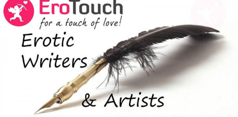 Erotouch is sponsor van erotische schrijfmarathon