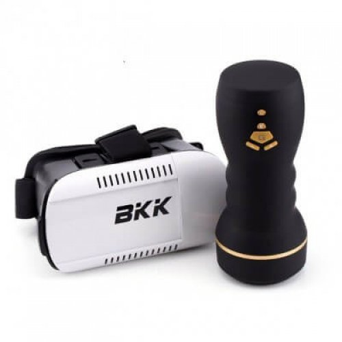 Bkk Virtual reality masturbation device