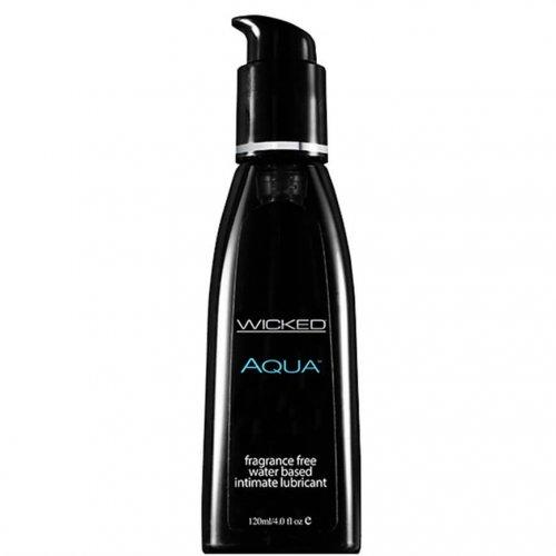 Wicked Aqua Geurvrij Waterbasis Glijmiddel 120 ml