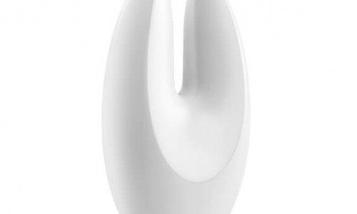Ovo S4 Oplaadbare op leg vibrator wit
