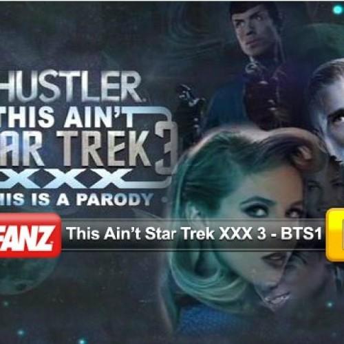 "Hustler Presents ""This Ain't Star Trek XXX 3"