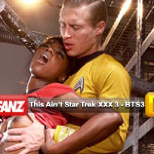 This Ain't Star Trek XXX3-BTS