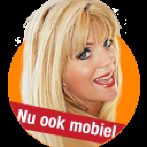 Kim Holland films op je mobiel.