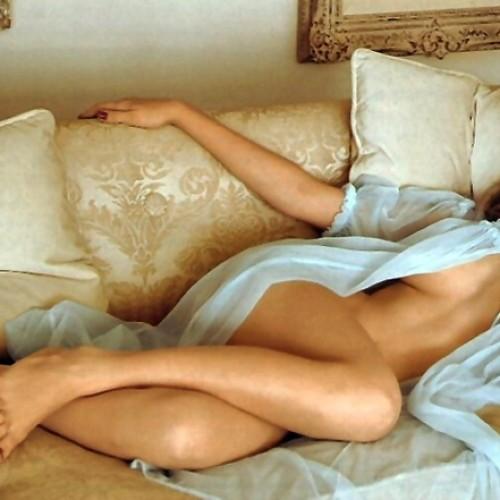 Uit de oude doos: Ellen Stratton, Playboy model, 1950's