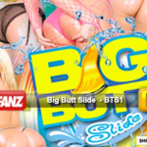 Big Butt Slide BTS