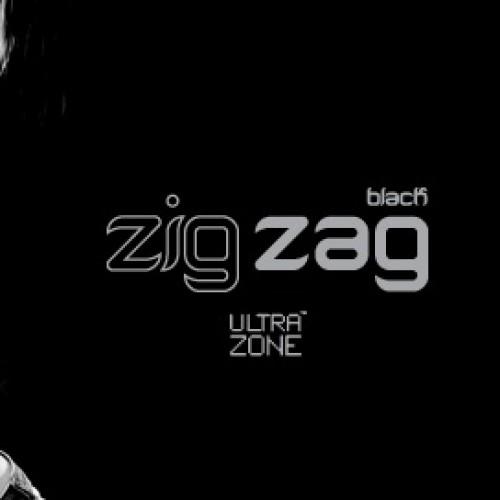 Zig zag self-heating rechargeable vibrator
