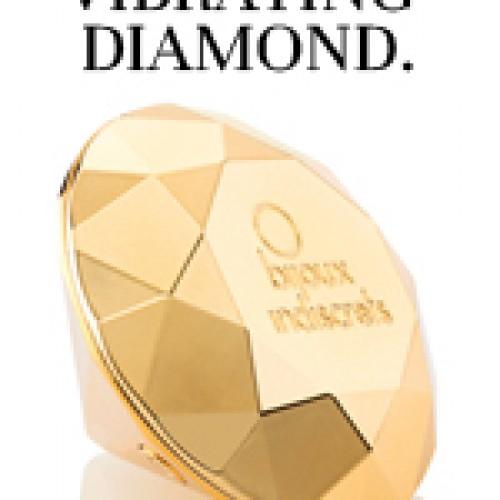 Cadeau tip voor de kerst! Twenty One Vibrerende Diamant
