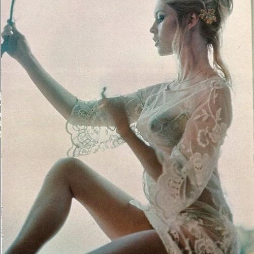 vintagebooty Brigitte Bardot April 1969