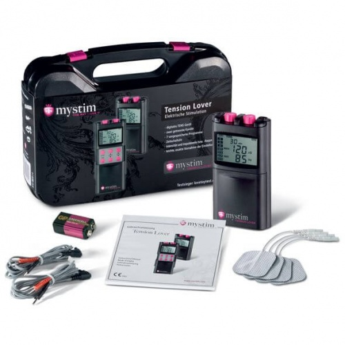Mystim Tension Lover Estim Box