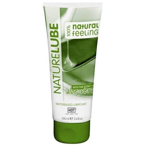 Nieuw Naturelube with Aloe vera waterbased 100 ml
