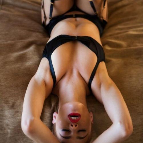 Playboy Playmate Britt Linn Takes Over New York City