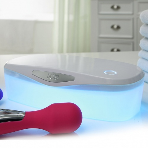 Wavecare advanced intimate toy care system