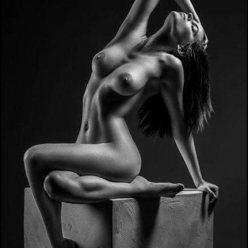 Stylish sensual