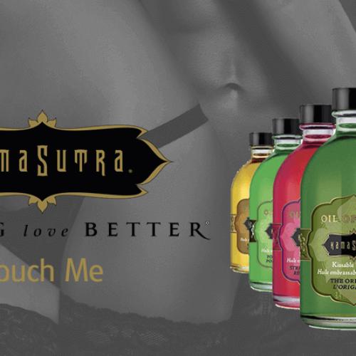 Nieuw: Kamasutra Pleasure Balm