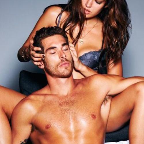 Sensuele massage voor hem.