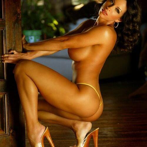 Sexy in heels