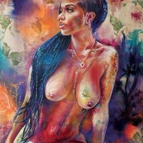 Sexy kunst