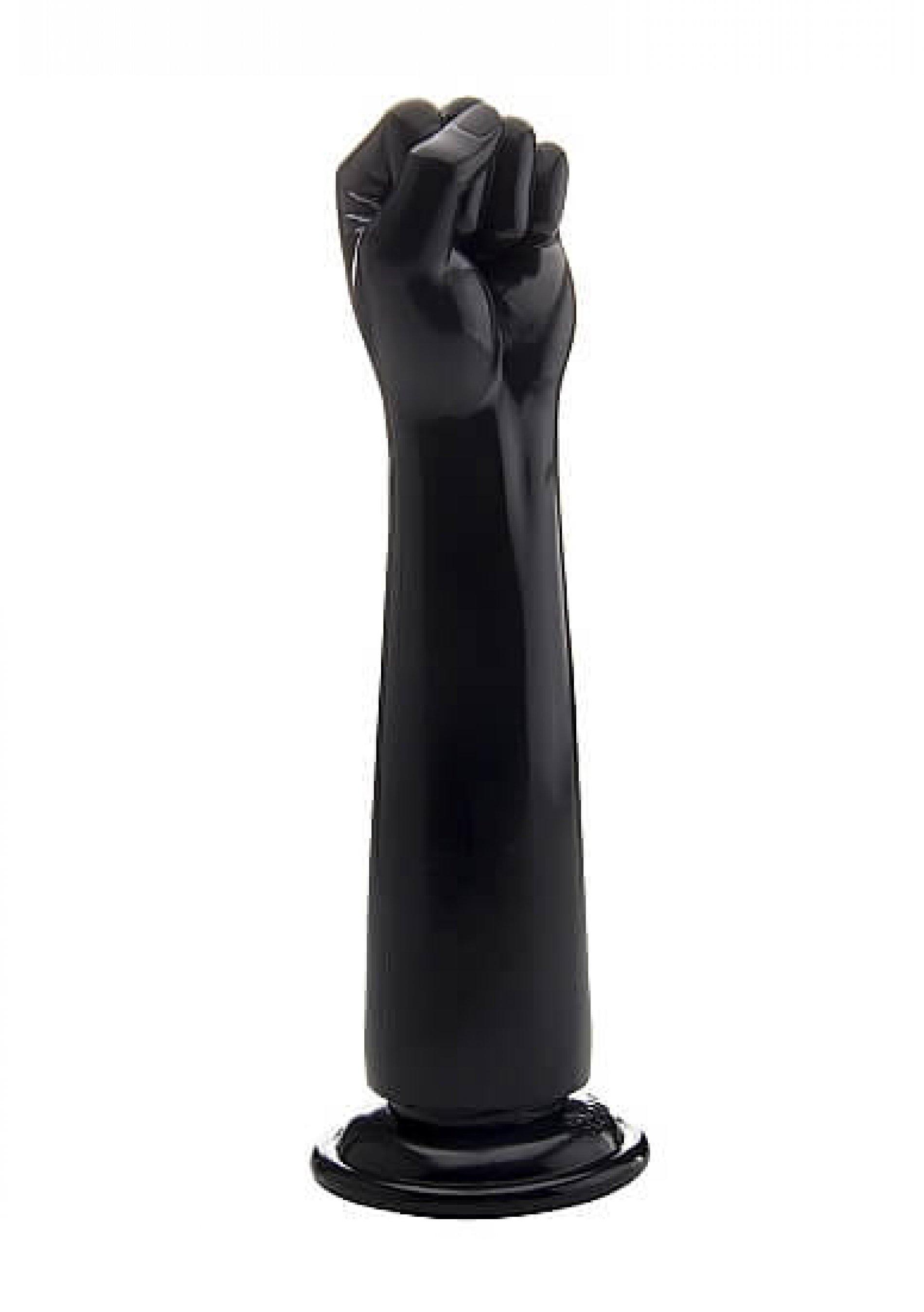 Realrock Realistic fist 30 cm black