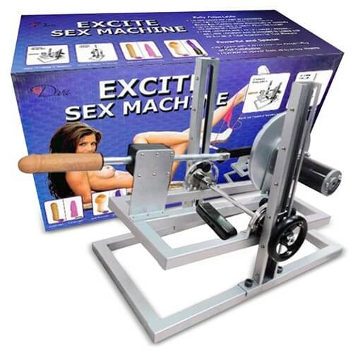 Myworld Diva excite sex machine