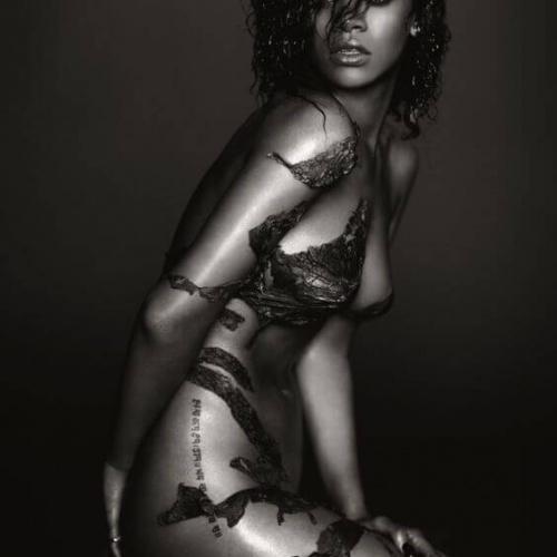 Rihanna, by Russel James