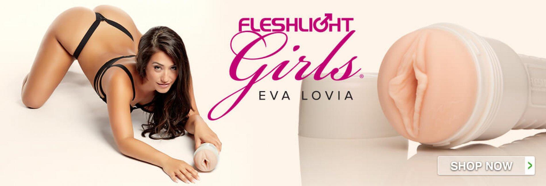 Fleshlight Eva Lovia Lotus