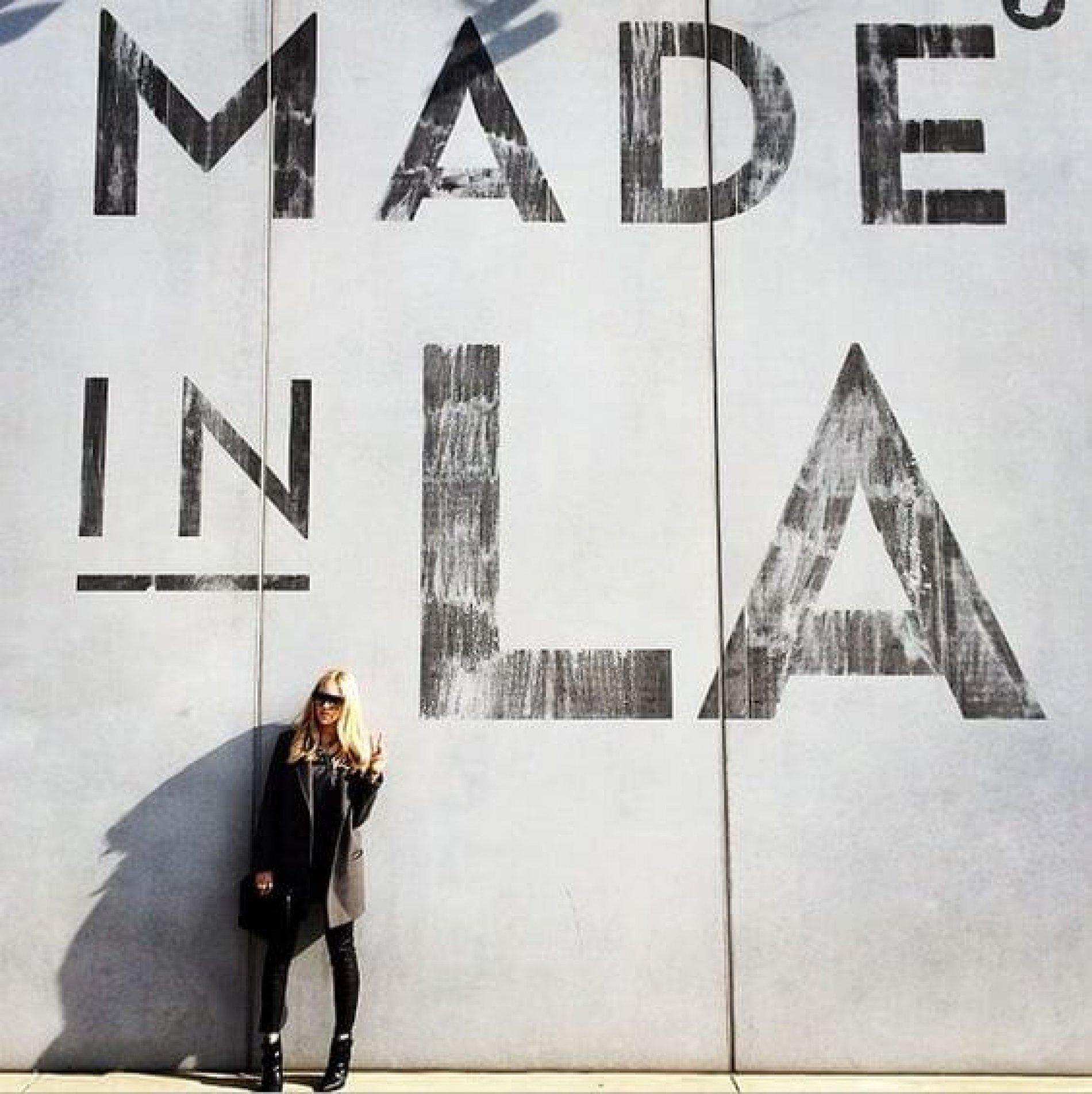 NAUGHTY GIRL IN LOS ANGELES ・゚✧ | ADINA RIVERS