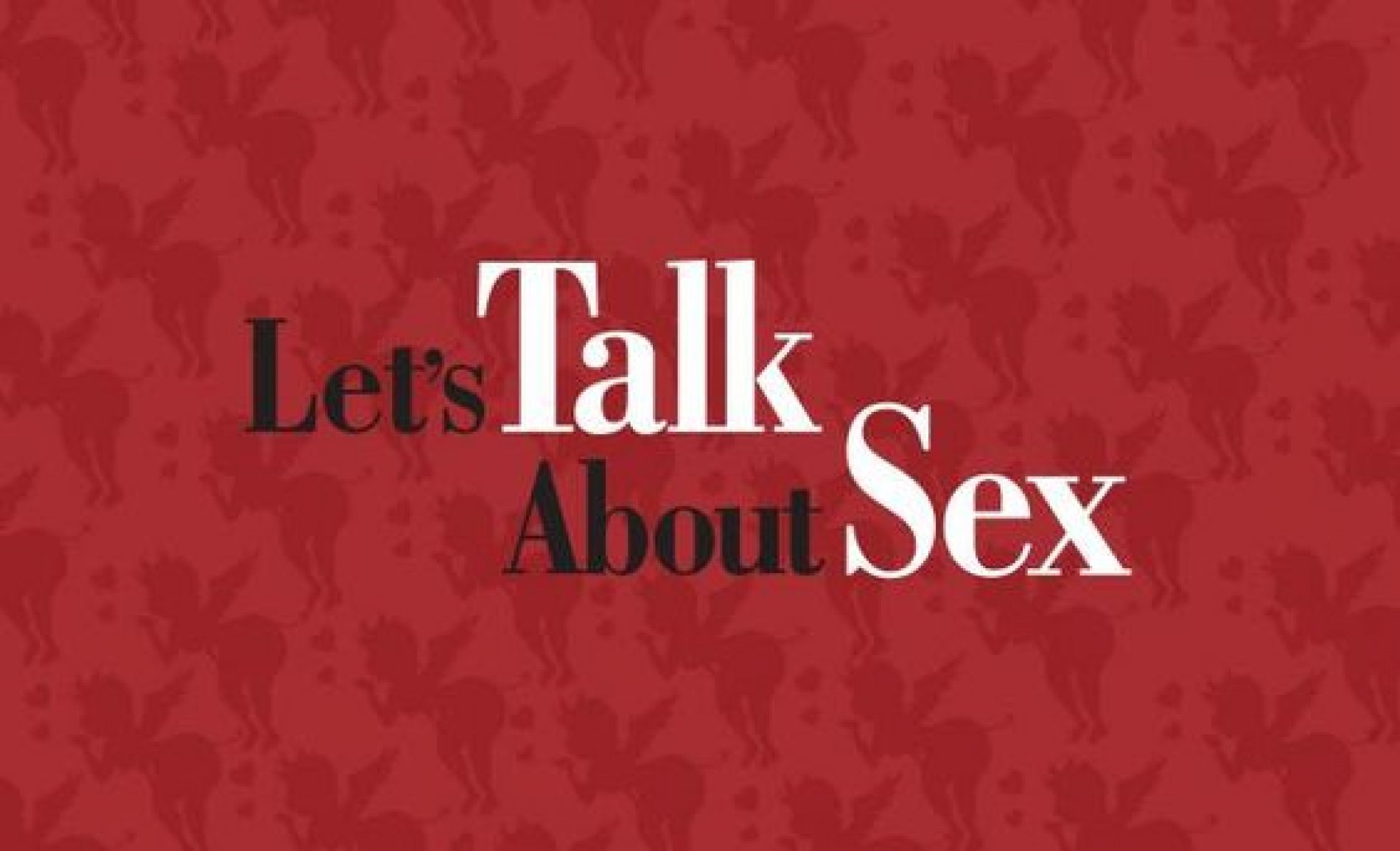 let's talk about SEX!!!