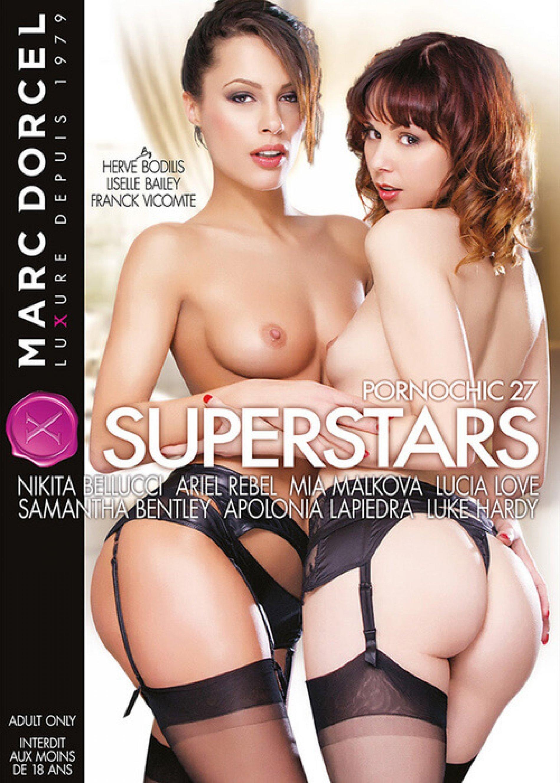 Pornochic 27 – Superstars