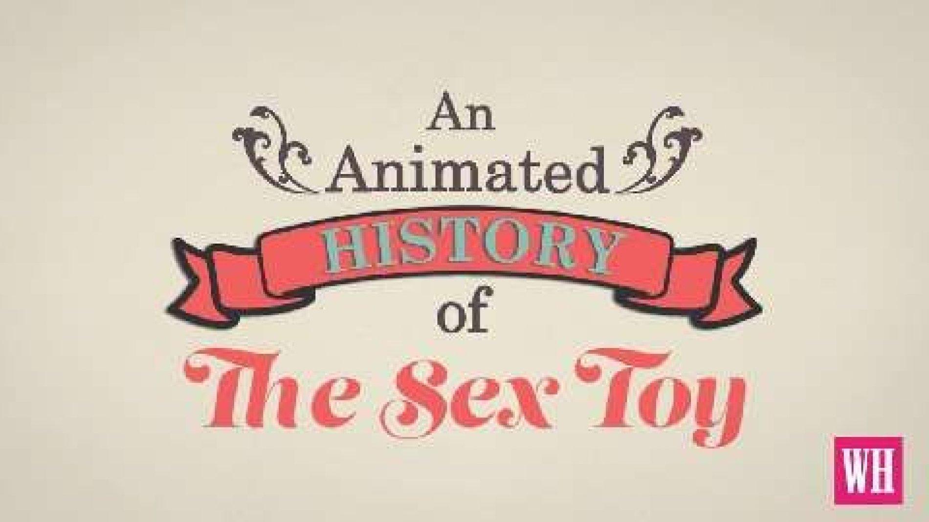 Seks geschiedenis: De geschiedenis van seksspeeltjes
