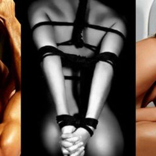 Seksuele fantasie maand: strap-on seks