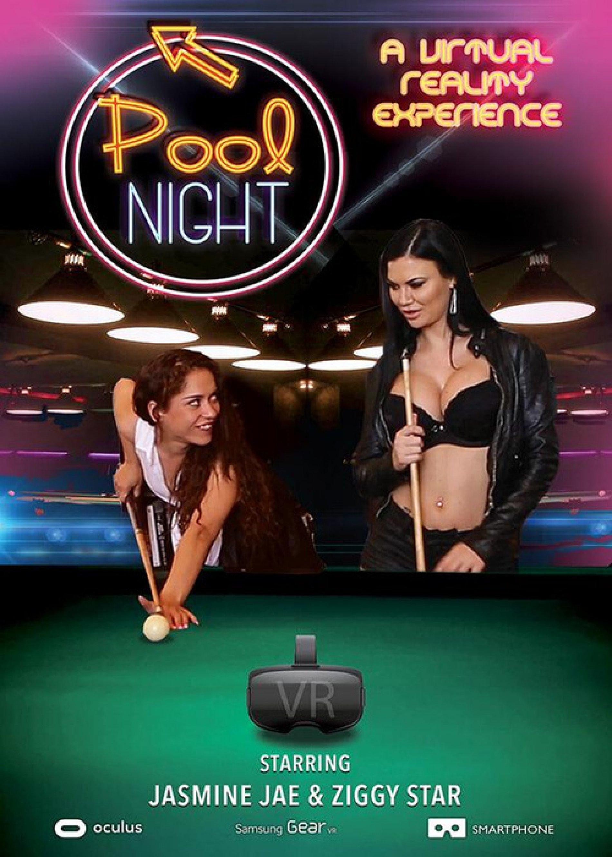 Pool Night – VR 360°