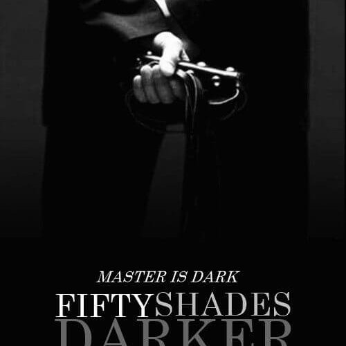 Fifty shades of grey Darker limited collection