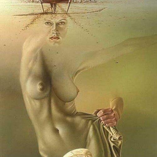 Kunstzinnig met een vleugje erotiek: Il mondo di Mary Antony by Roland Heyder