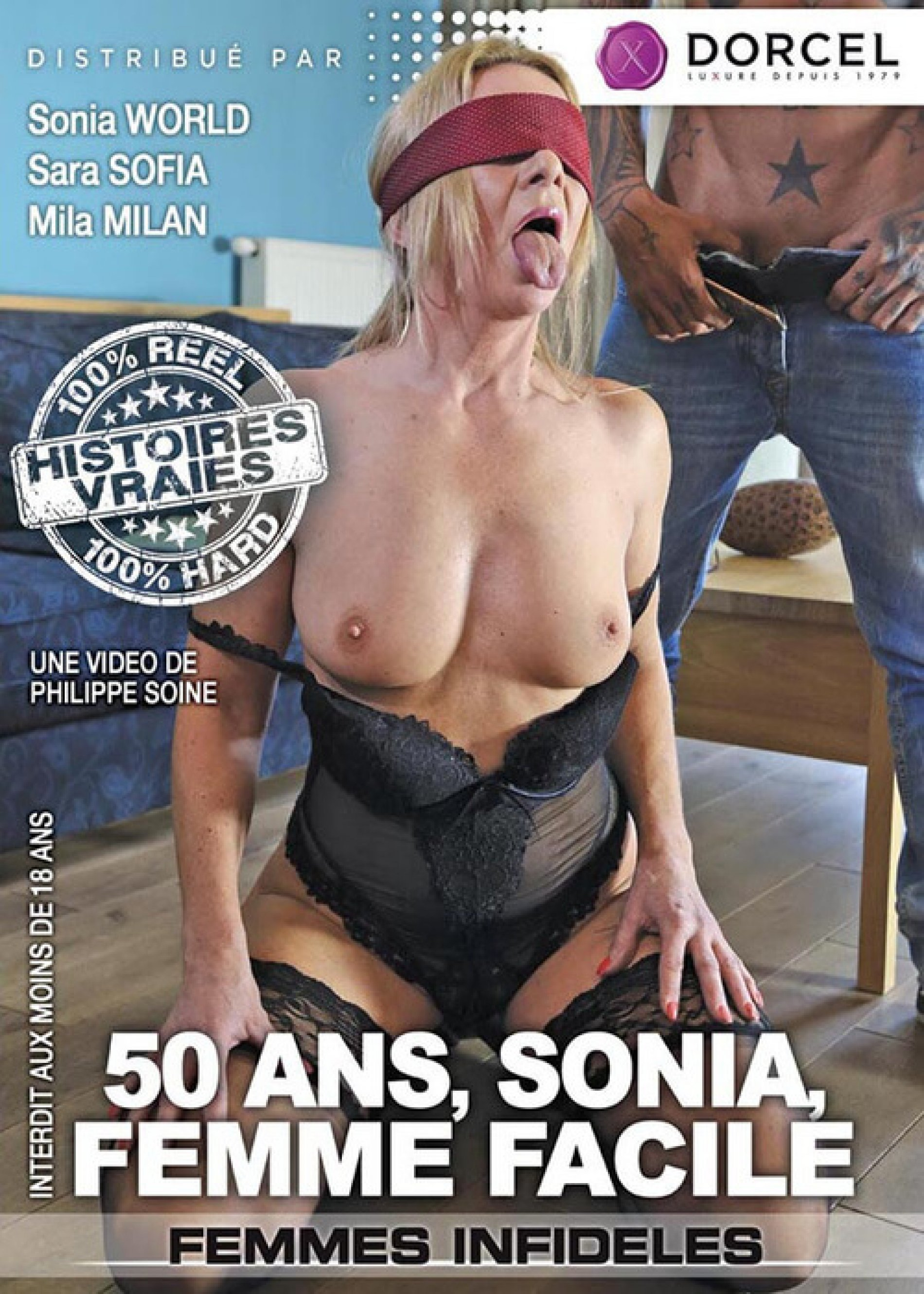Sonio, 50 and easy as fuck