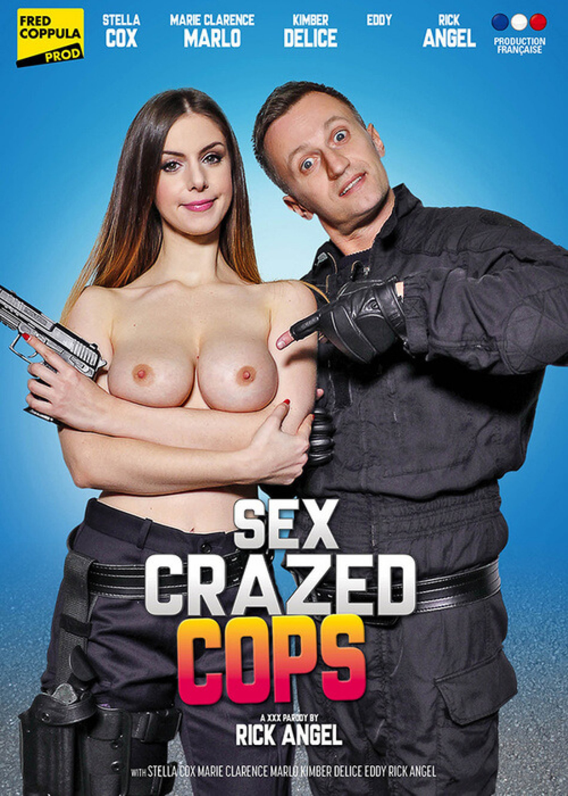 Sex crazed cops