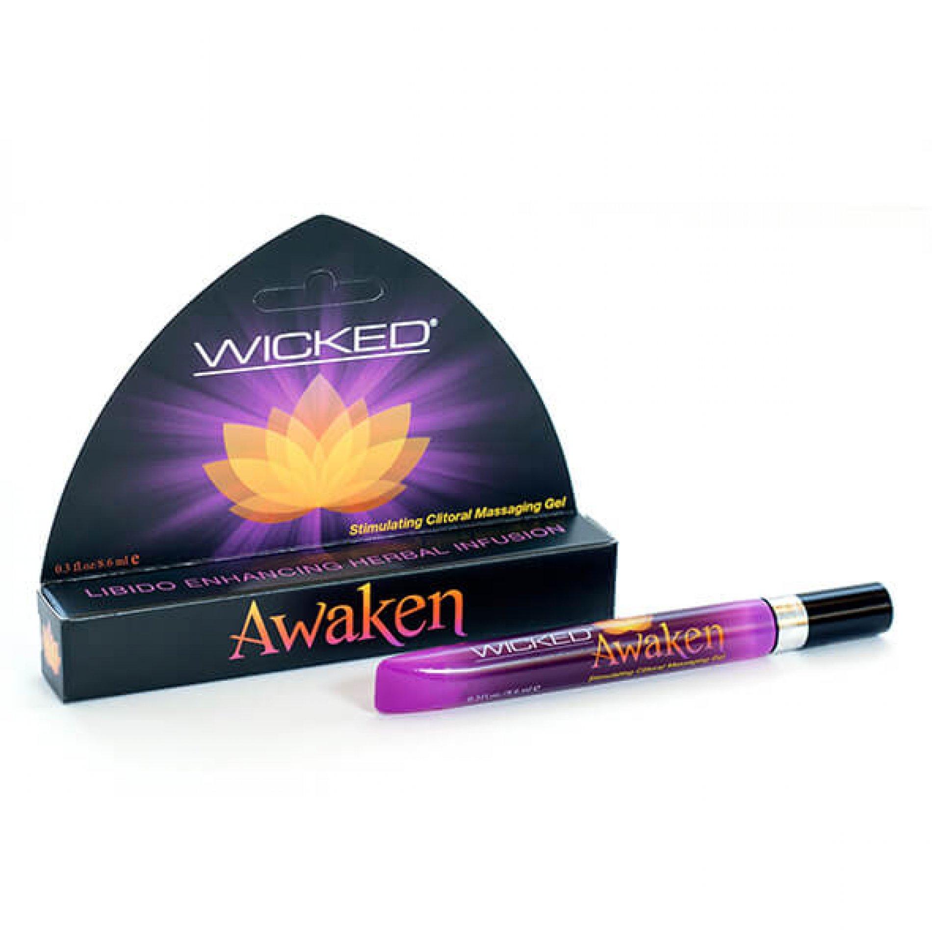 Wicked Awaken stimulerende clitoris gel