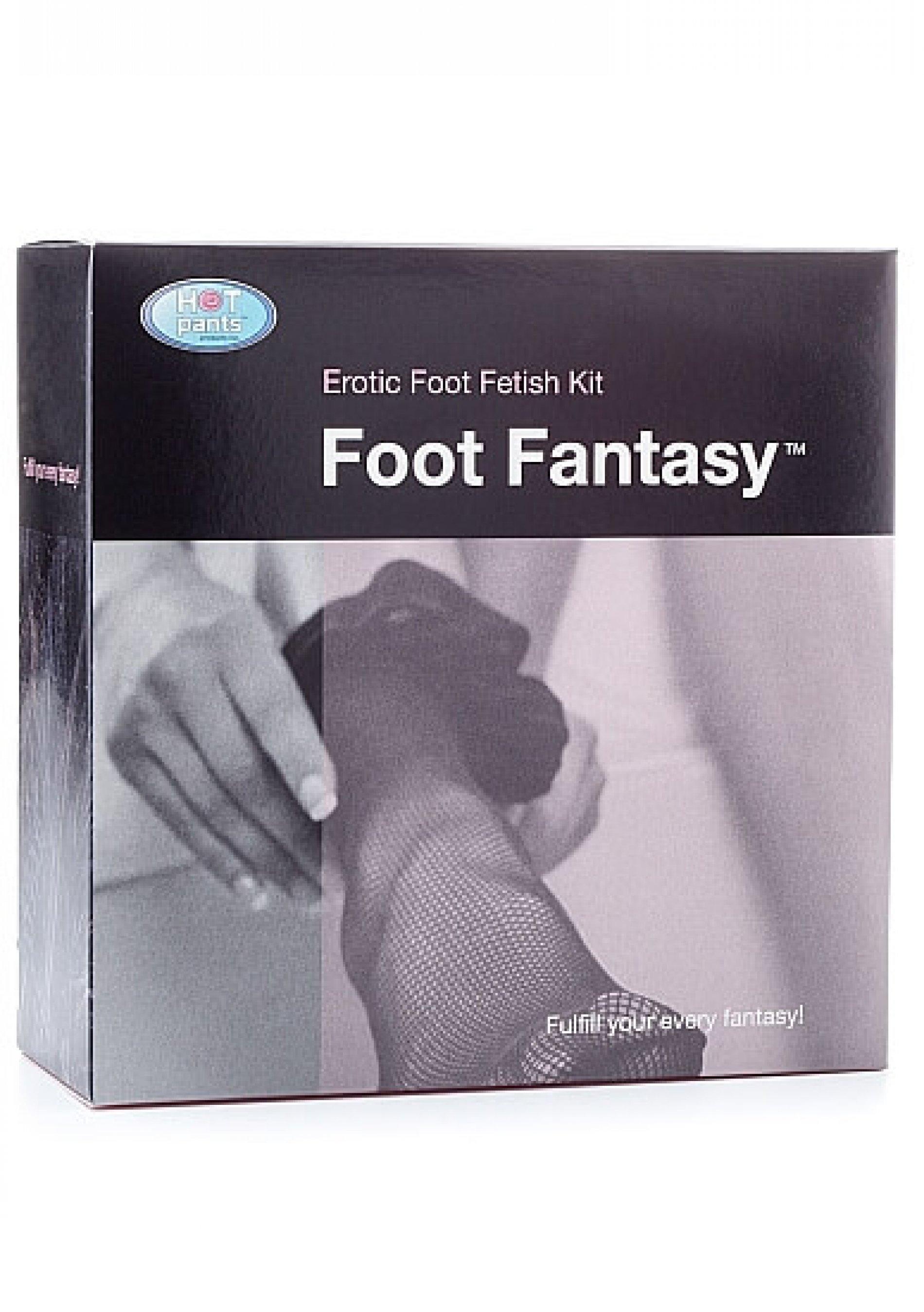 Lover's choice Foot Fantasy