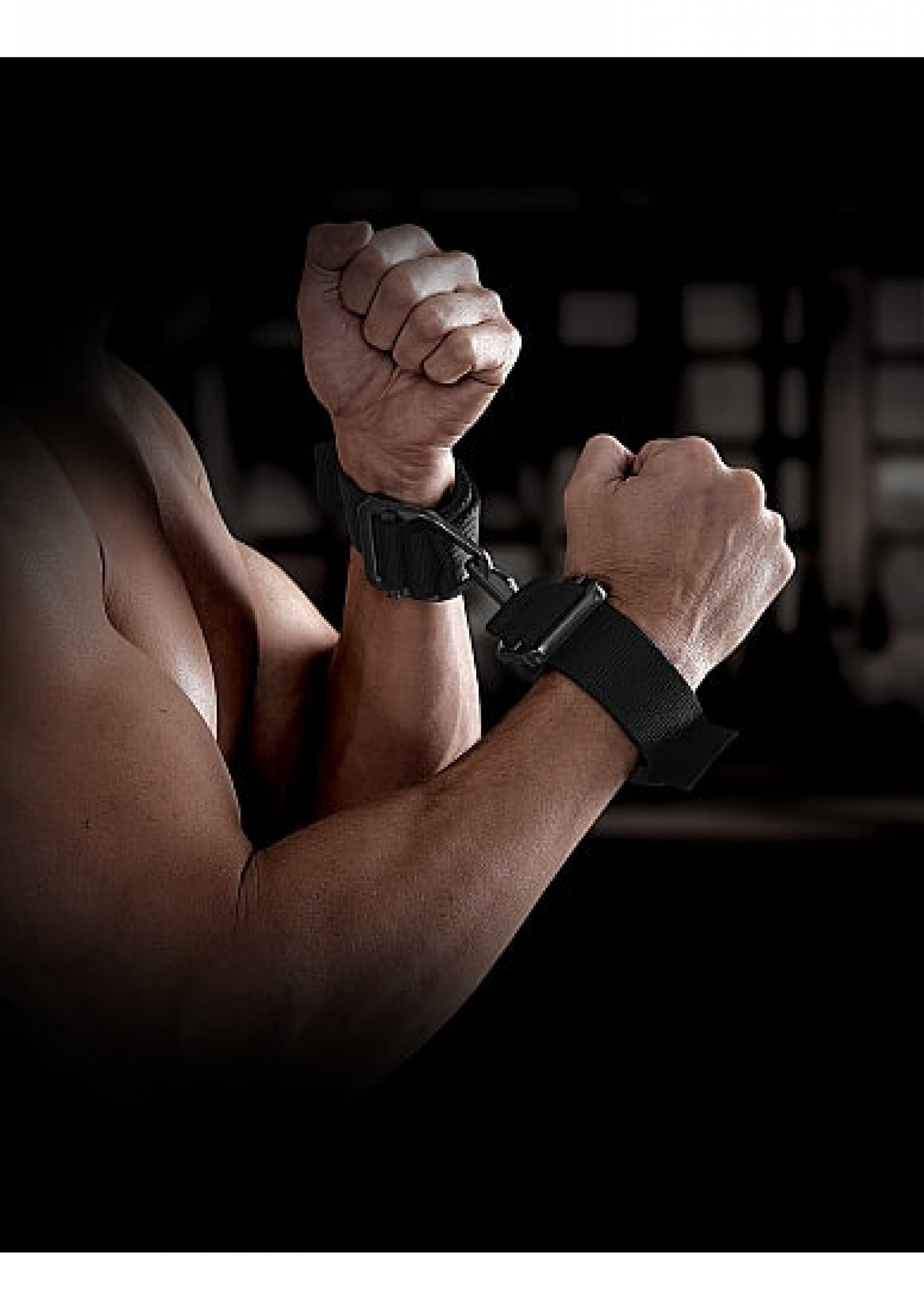 Pipedream Sir Richard's Command Heavy duty cuffs