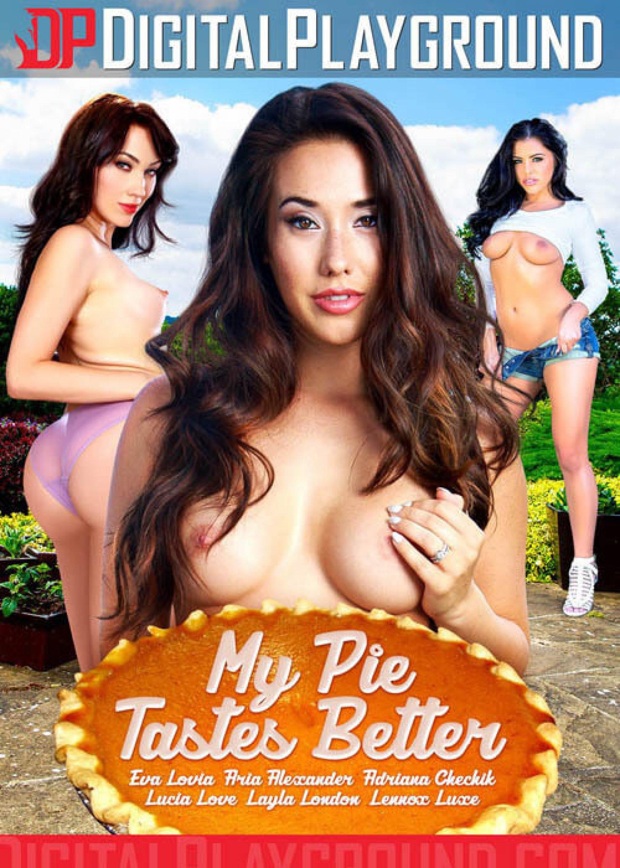 My pie tastes better