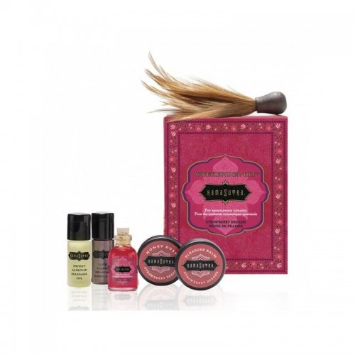 Kamasutra Weekender Kit Strawberry Dreams