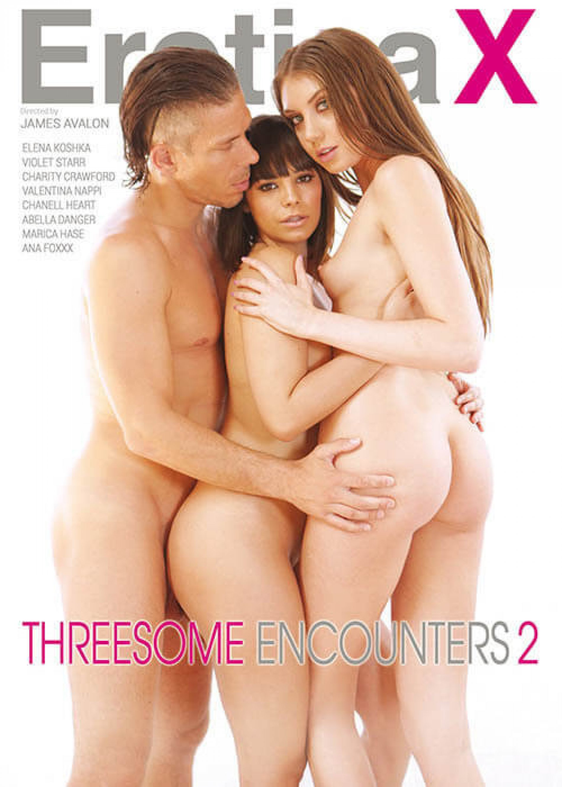 Threesome encounters vol.2