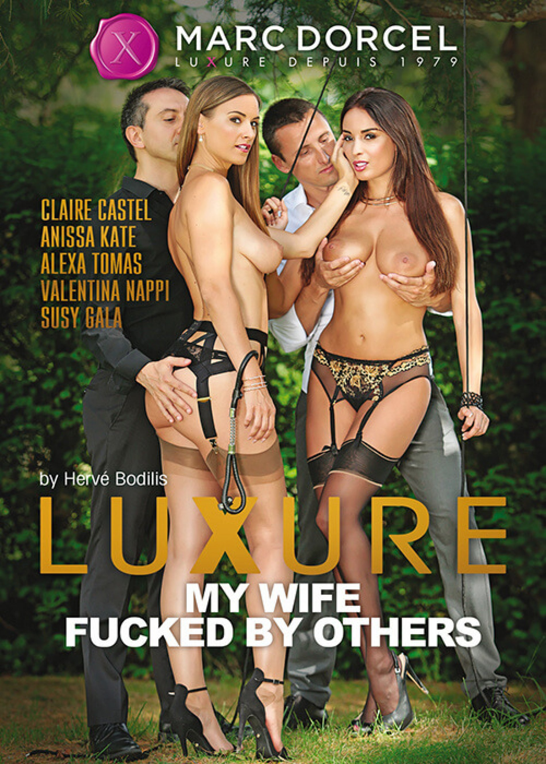 Luxure – my wife fucked by others