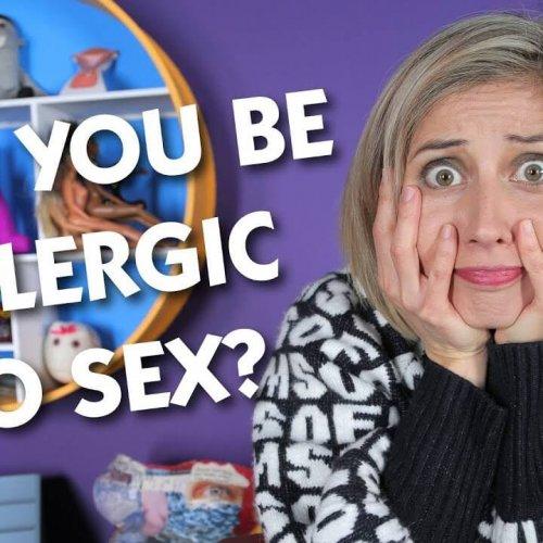 Kun je allergisch zijn voor seks?
