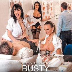 Busty doctors